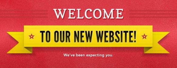 website-welcome